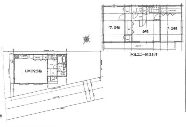 新築戸建 入間市扇町屋5丁目 全1棟