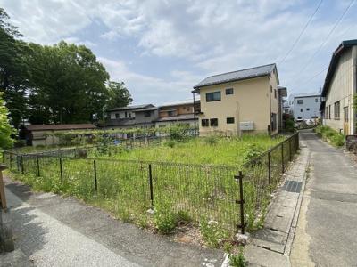【外観】岡谷市銀座1丁目 売地③