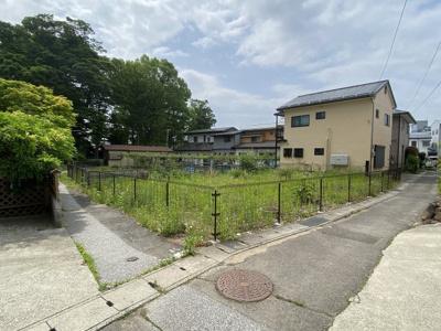 【区画図】岡谷市銀座1丁目 売地③
