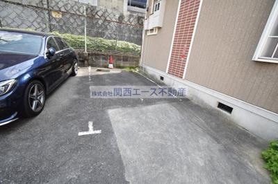 【駐車場】マイテラス