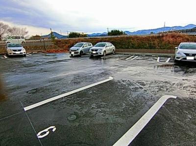 【駐車場】ラッフィナート