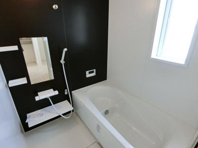 【浴室】【築後未入居】鴨方町小坂西 全2棟
