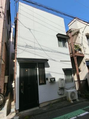 【外観】白鳥2丁目貸家