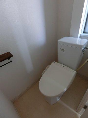 【トイレ】白鳥2丁目貸家