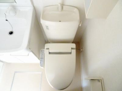 【トイレ】パルテール駒沢公園