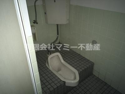【トイレ】中浜田町事務所I