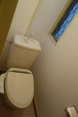 清潔感のあるトイレです 「桂マンション」のことなら(株)メイワ・エステートへ