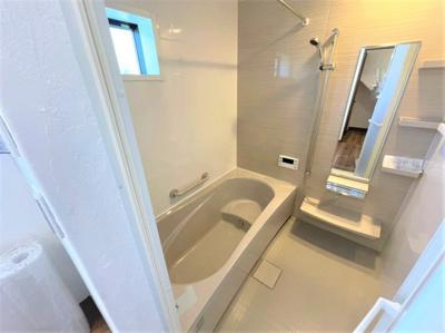 【浴室】JR横浜線 相原駅 緑区町屋3丁目 新築戸建て