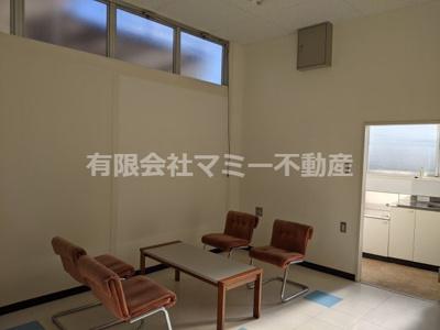 【内装】菰野町店舗M