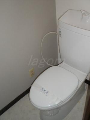 【トイレ】ラパンジール島之内