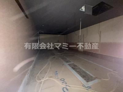【内装】清水町店舗S