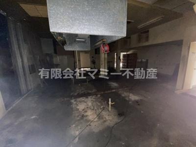 【キッチン】清水町店舗S
