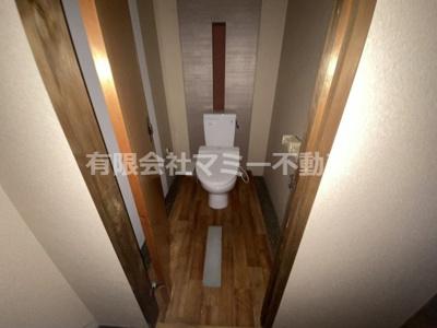 【トイレ】清水町店舗S
