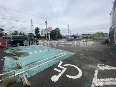 【駐車場】清水町店舗S