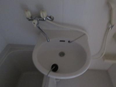 【洗面所】サンモール庄屋