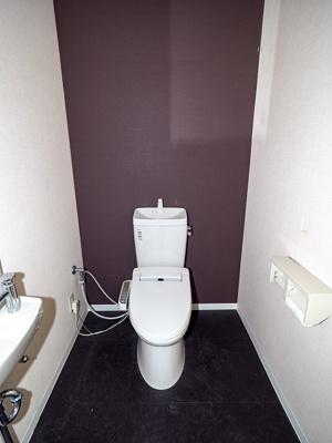 【トイレ】レバンテ垂水3番館
