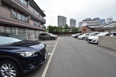 【駐車場】サニーコート2 スモッティー阪急高槻店