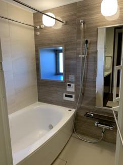 【浴室】プレサンスデュオ四日市中央通り