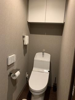 【トイレ】プレサンスデュオ四日市中央通り