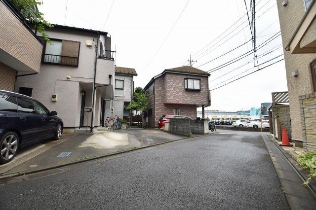 京王線「中河原」駅から徒歩23分!