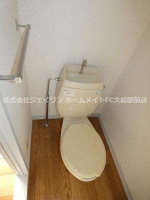 【トイレ】マーメゾン