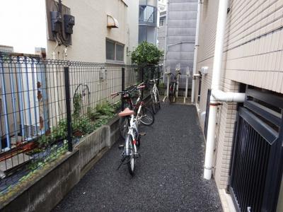 【駐車場】シャングリラ町田