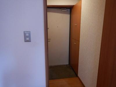 【玄関】シャングリラ町田