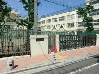 旗台小学校 64m