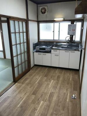 【キッチン】光陽荘