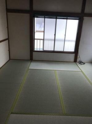 【寝室】光陽荘