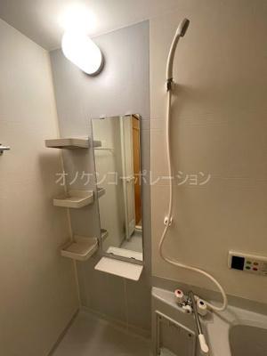 【浴室】ヴィラ・ポポラーレⅠ