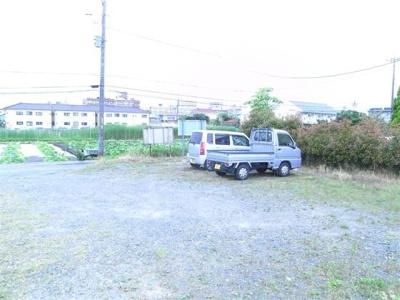 【外観】中山駐車場