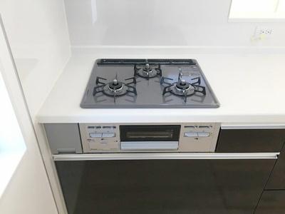 料理や片付けなどの家事動線の良いキッチン