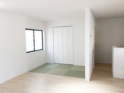 【居間・リビング】熊取町五門東第1期 7号棟 新築戸建