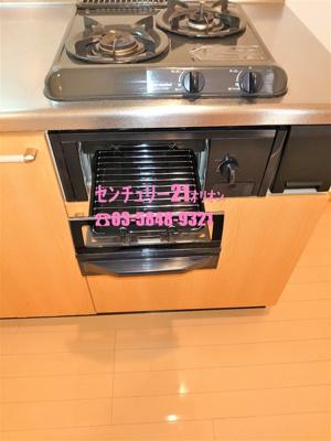 【キッチン】マリオン練馬(ネリマ)