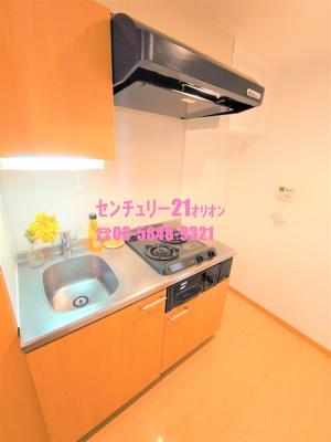 【キッチン】マリオン練馬(ネリマ)-7F