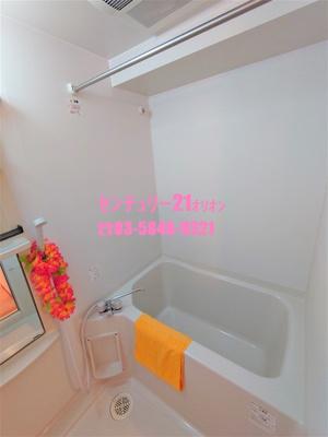 【浴室】マリオン練馬(ネリマ)