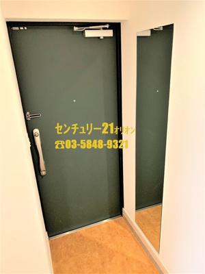 【玄関】プレール・ドゥーク豊島園