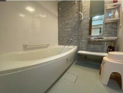 【浴室】熱海アビタシオン 3号棟