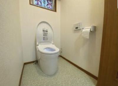 【トイレ】熱海アビタシオン 3号棟