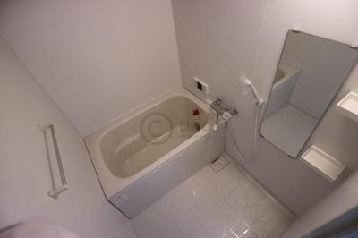 【浴室】住吉リバーサイドマンション