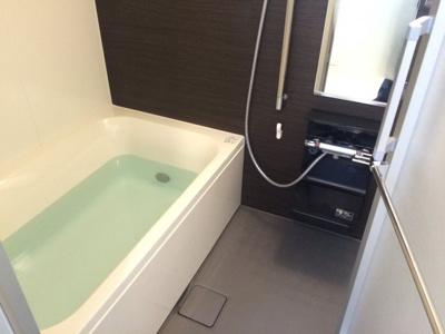 【浴室】クレヴィスタ文京江戸川橋