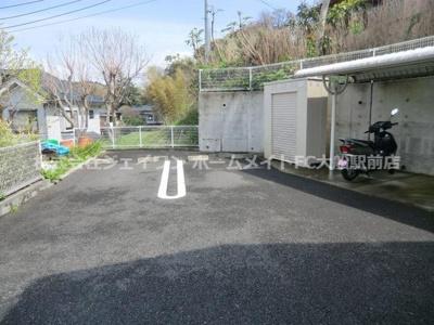 【駐車場】サニーヒル富士塚