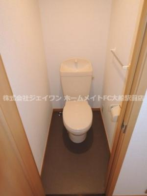 【トイレ】サニーヒル富士塚