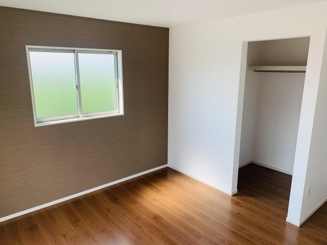 【同仕様施工例】2階WIC たくさん収納出来てママも嬉しいですね。
