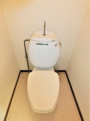【トイレ】峰ハイツ