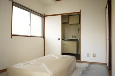 【寝室】コーポ矢賀