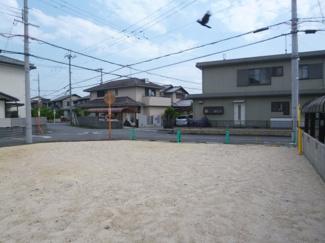 【外観】野洲市近江富士6丁目 1号地 売土地