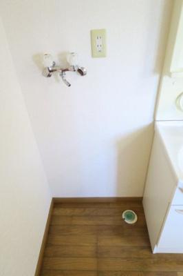 洗濯置き場