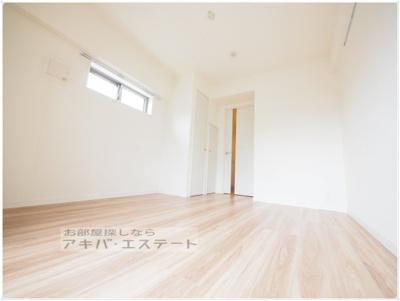 【洋室】レアライズ秋葉原
